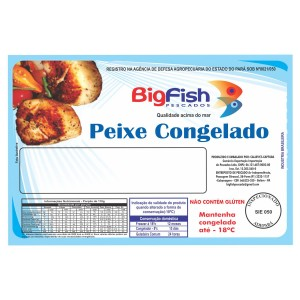 17 Big Fish Peixe